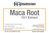 BULK Maca Root 10:1 Extract Powder