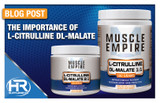The Importance of L-Citrulline DL Malate