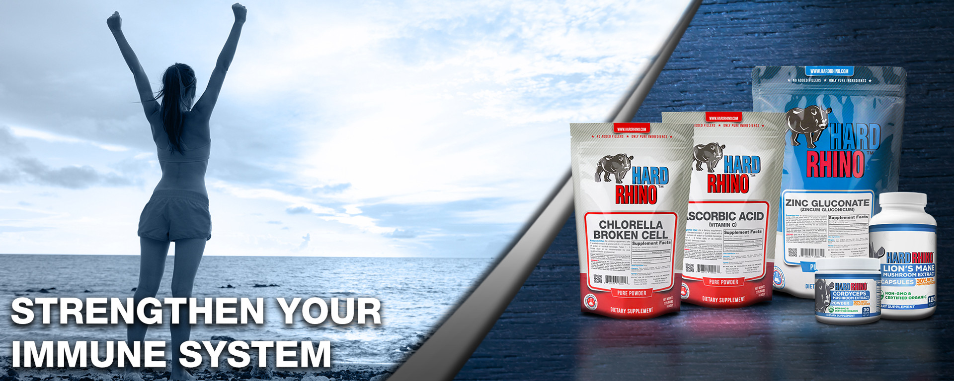 Hard Rhino - Bulk Supplements at Affordable Wholesale Pricing