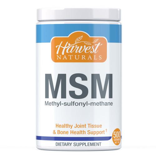 MSM (Methylsulfonylmethane) Powder