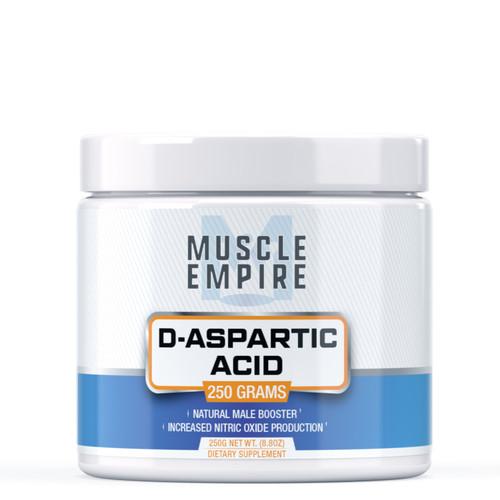 D-Aspartic Acid (DAA) Powder