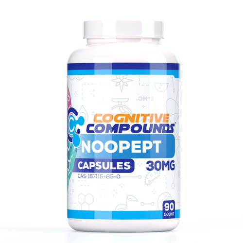 Noopept Capsules | 30mg | 90 Count