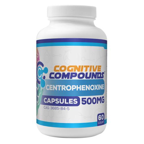 Centrophenoxine Capsules | 500mg | 60 Count