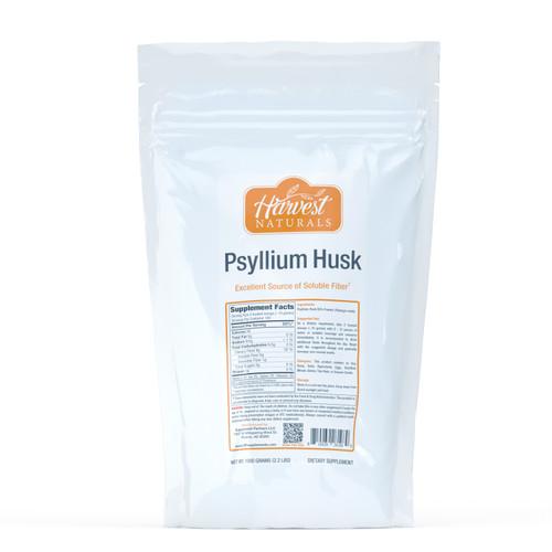 Psyllium Husk (Soluble Fiber) Powder