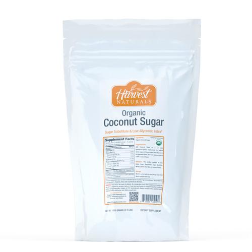 Organic Coconut Sugar Powder