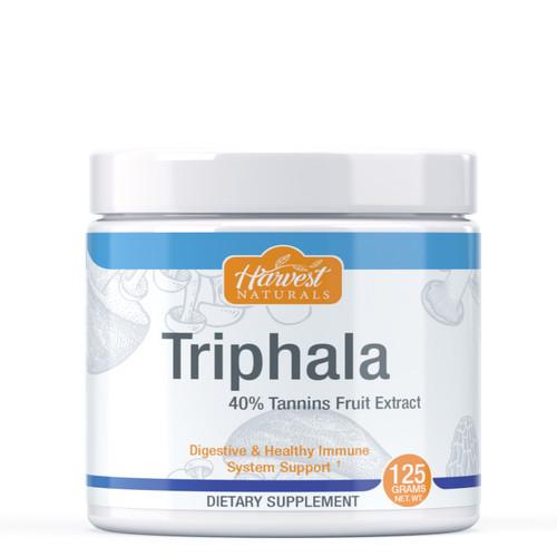 Triphala 40% Tannins Fruit Extract Powder