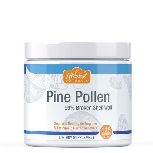 Pine Pollen (Broken Shell Wall) Powder