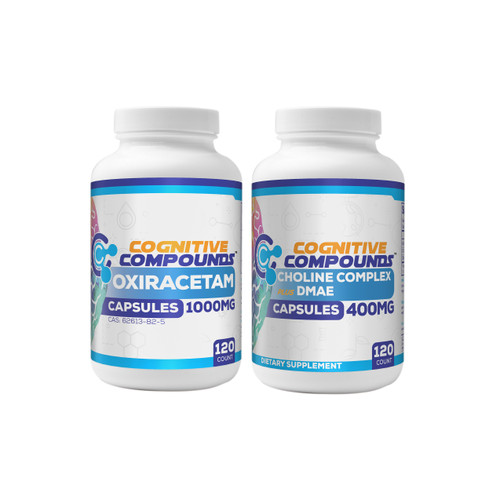 Oxiracetam Plus Choline Complex Bundle