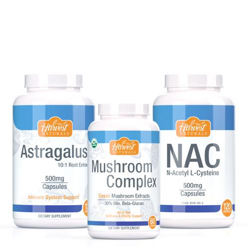 Immune System Support Essentials