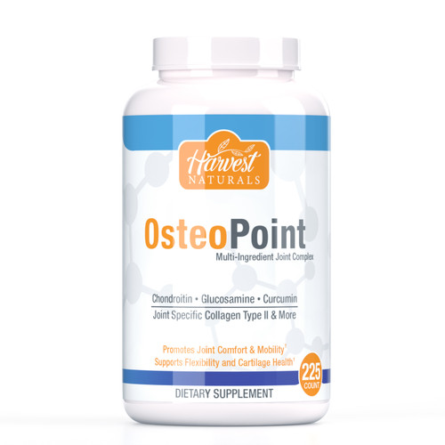 OsteoPoint™ Joint Complex | W/ Palmitoylethanolamide | 225 Count