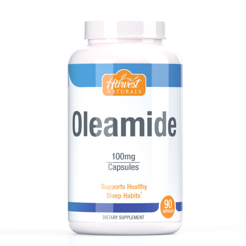 Oleamide Capsules | 100mg | 90 & 180 Count