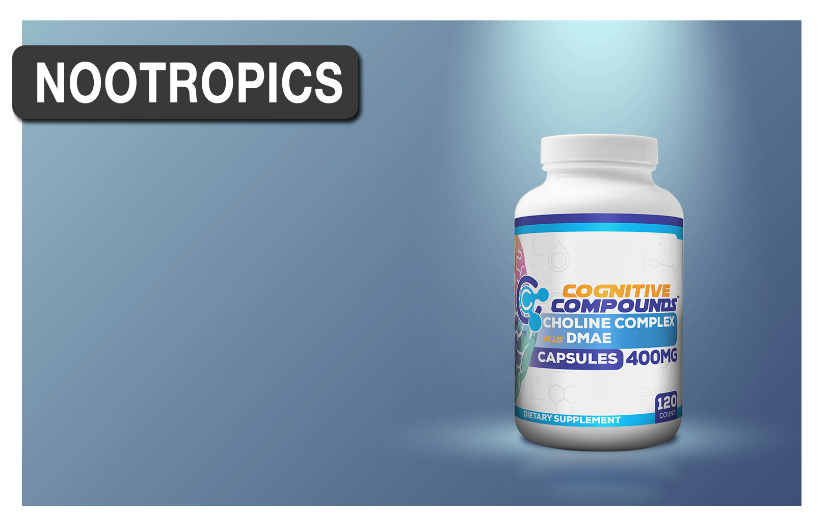 Cognitive Compounds Nootropics