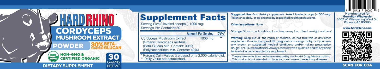 cordyceps-30-gram