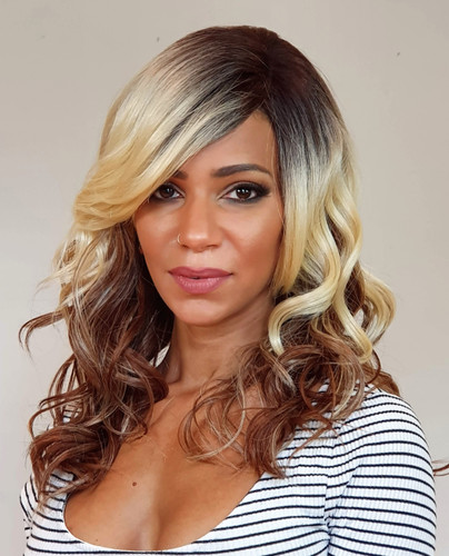 Trans T-Girl Crossdresser Wigs   Hair By MissTresses