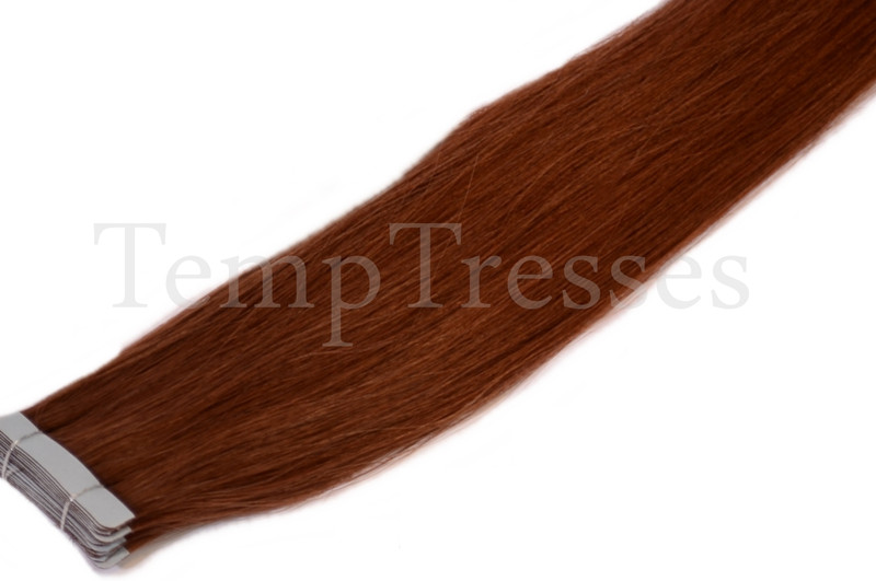Temptresses Tape In 100 Human Hair Hair Extensions Celebwigs