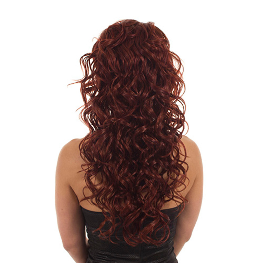 Tihaira Curly Extensions Garland