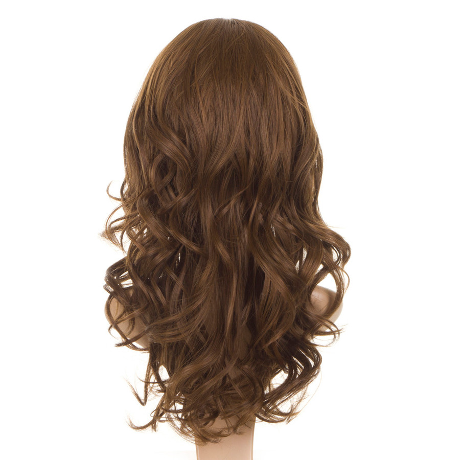 Nicole Coco Human Hair Blend Wig