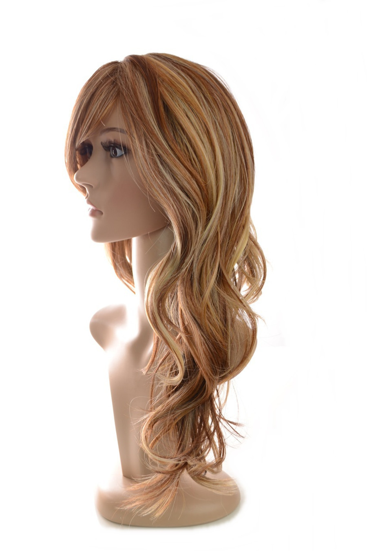 Nicole Human Hair Blend Wig Ibiza