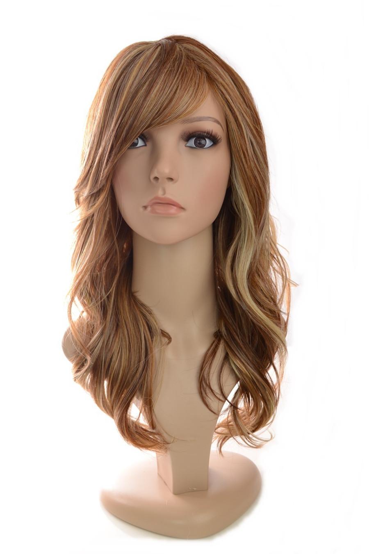 Nicole Ibiza Human Hair Blend Wig