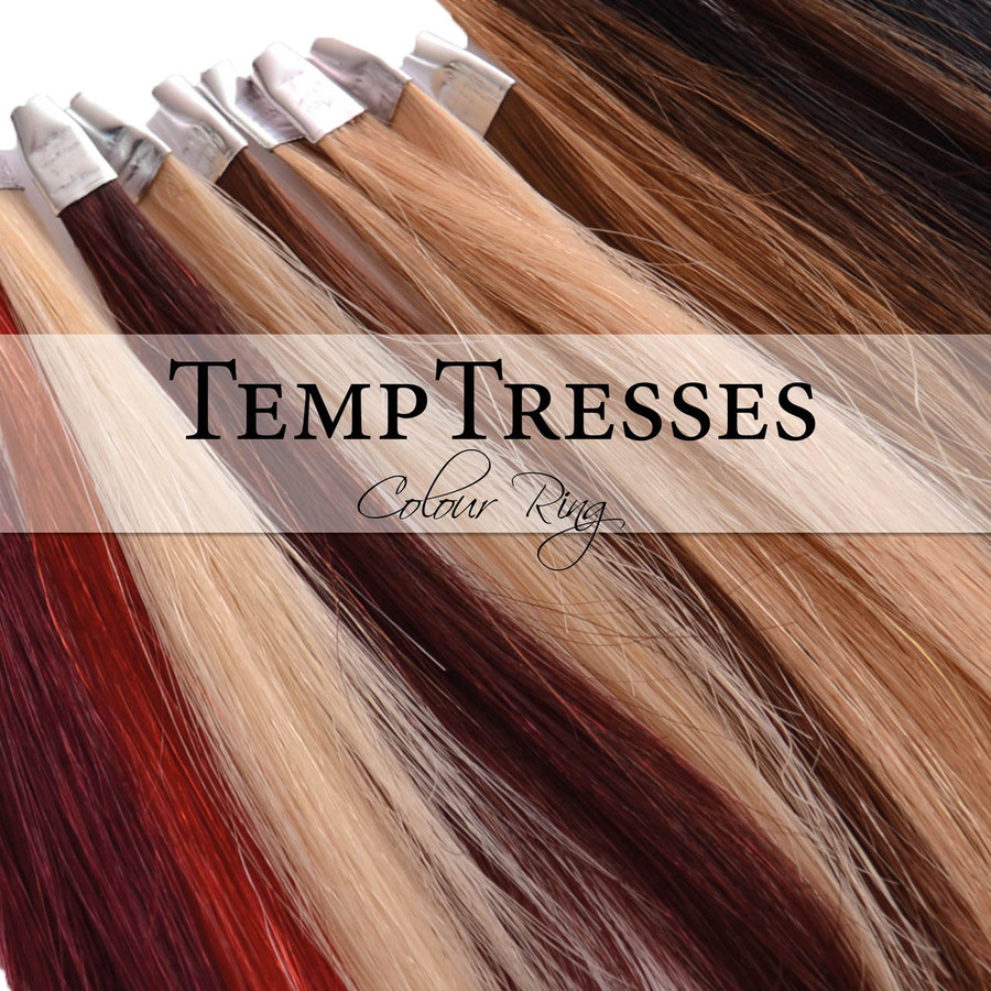 TempTresses Tape In Hair Extensions Colour Ring