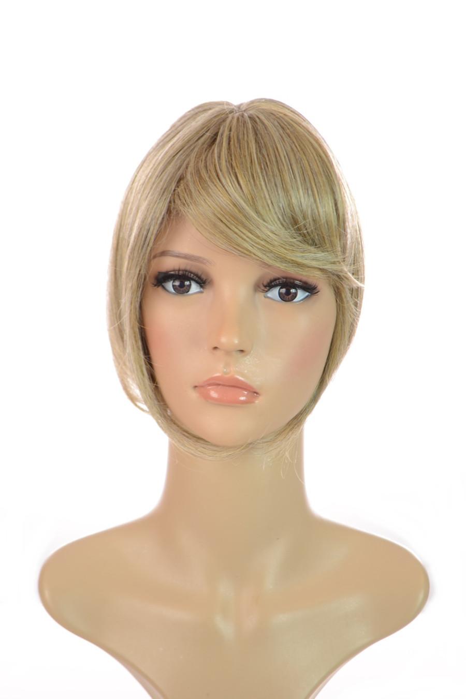 Crown Hair Topper Sandy Ash Blonde