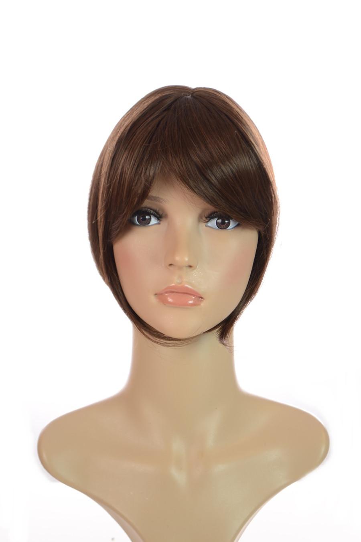 Hair Crown Topper Warm Hazelnut Brown