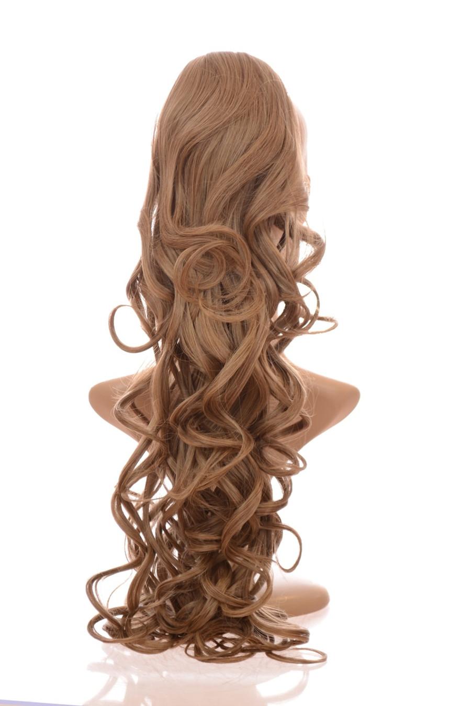Pony Curly Harvest Moon Blonde