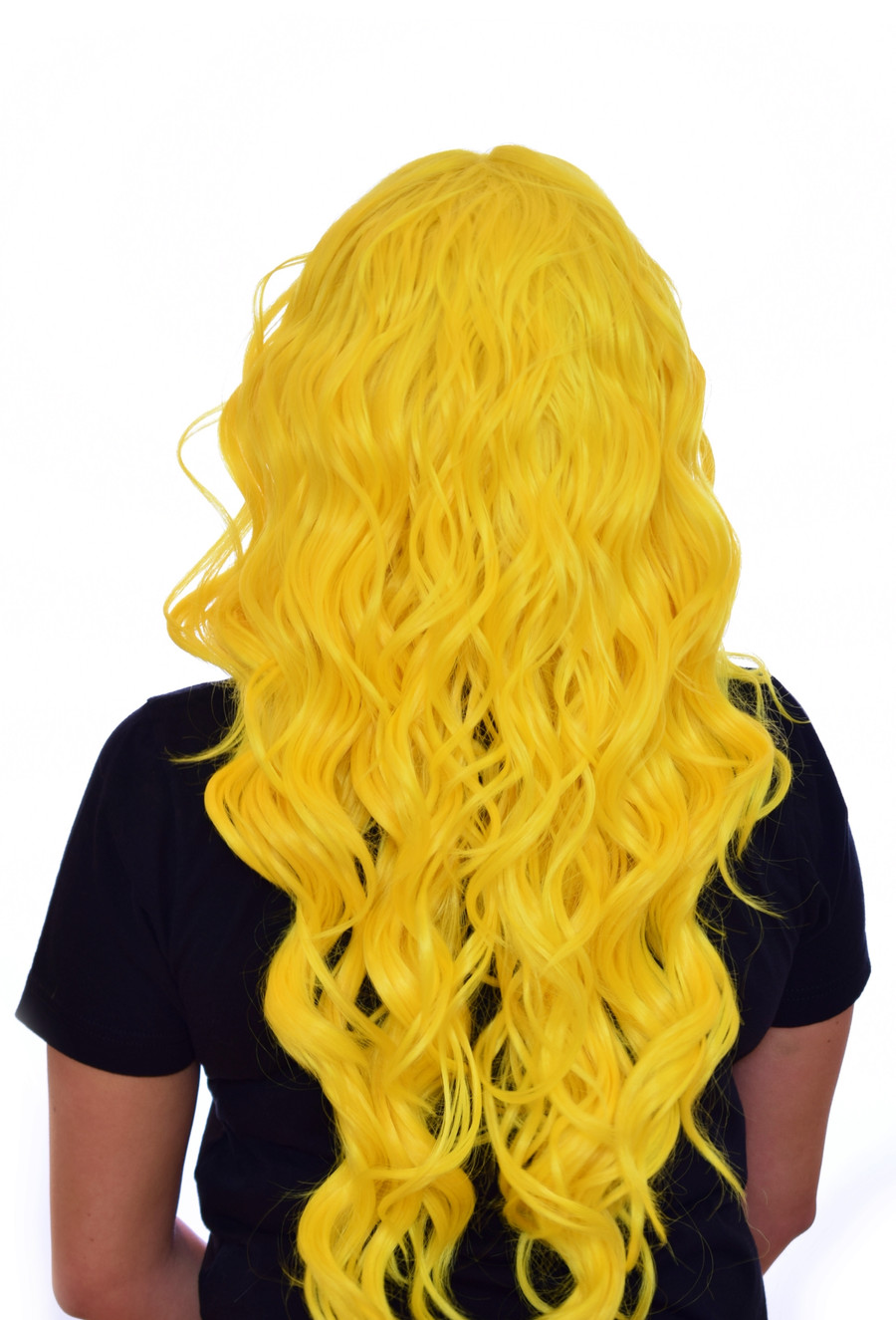 Citrus Yellow Lace Front Wig