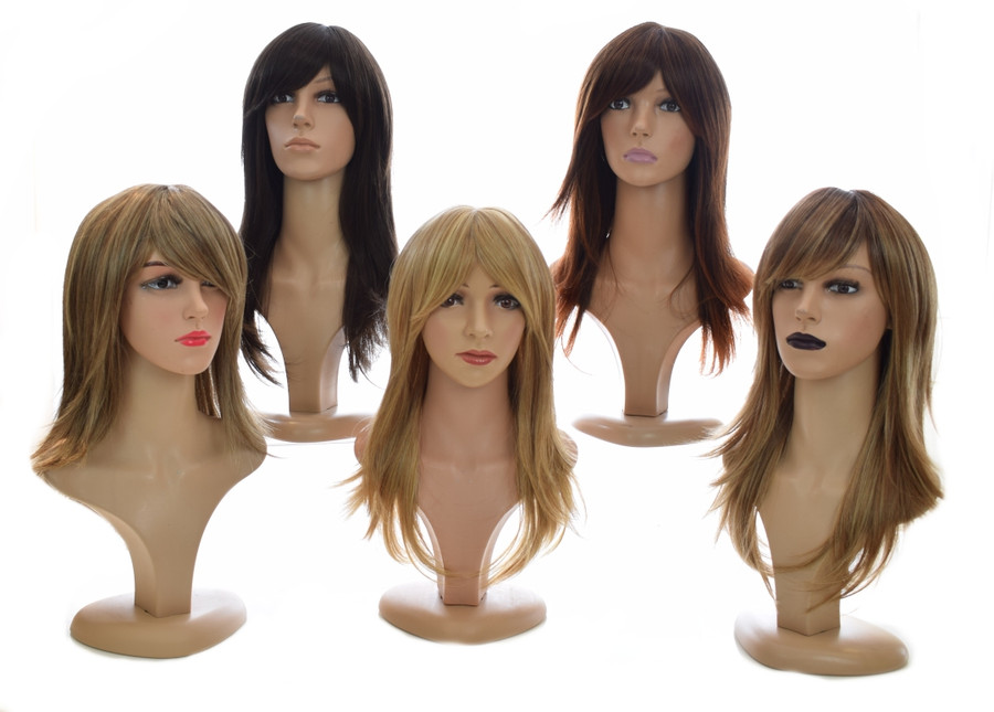 70's Flick Wig. Charlies Angels Inspired Wig,