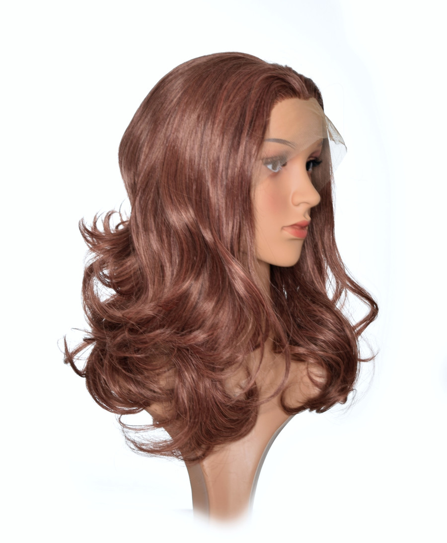 Honey Brown Kate Hairstyle Wig