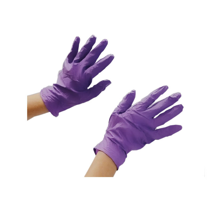 100pc Disposable ChemMax Nitrile Gloves