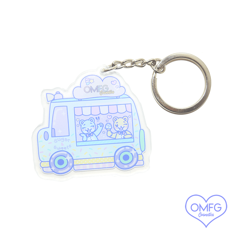 Sugar & Sweets limited edition key chain