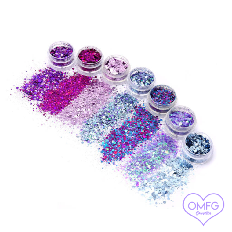 Extra Toppings Glitter Stack