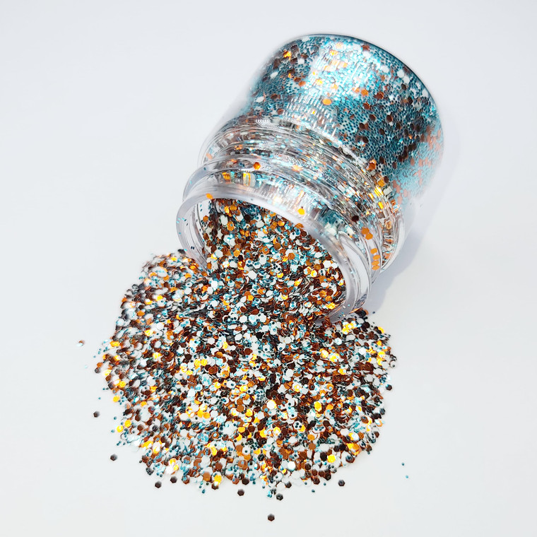 Different Chunky Glitter