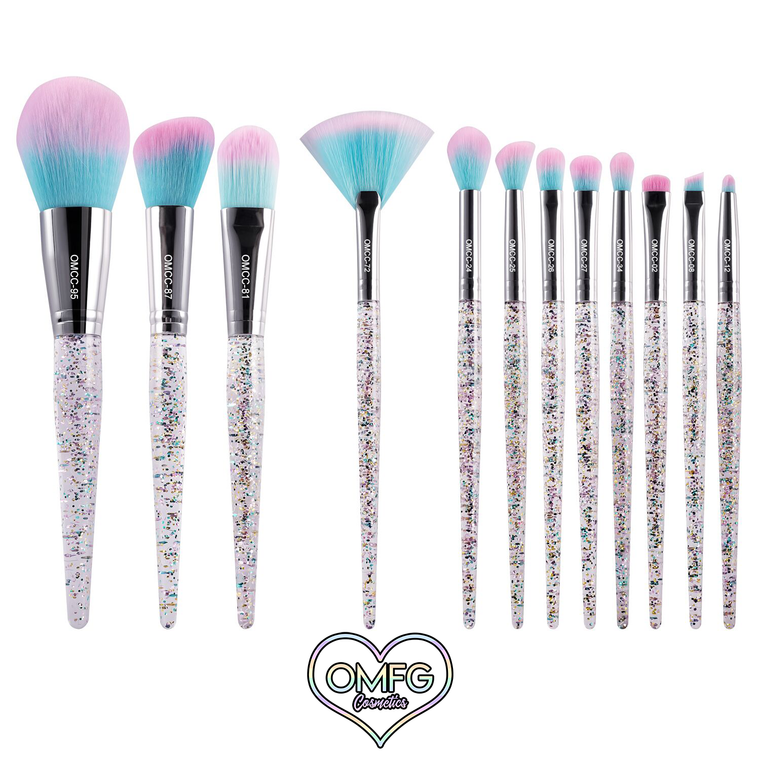 Cotton Candy Ultimate Brush Set
