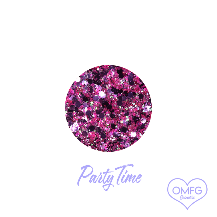 Party Time Chunky Glitter