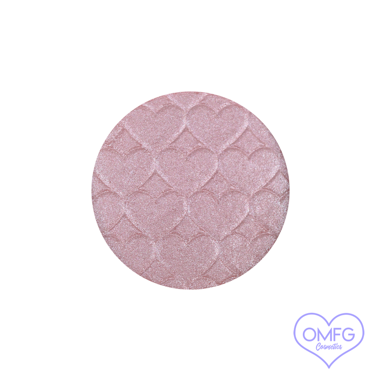 Luscious Glow Pressed Highlighter (collab with Lnegz)