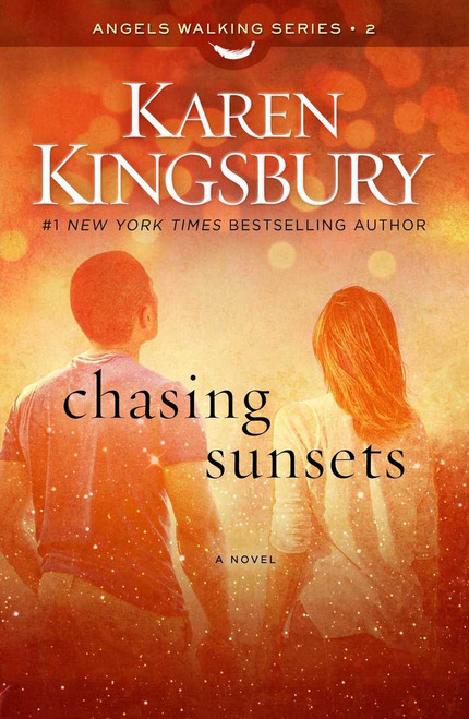 Cashing Sunsets Autographed by Karen Kingsbury