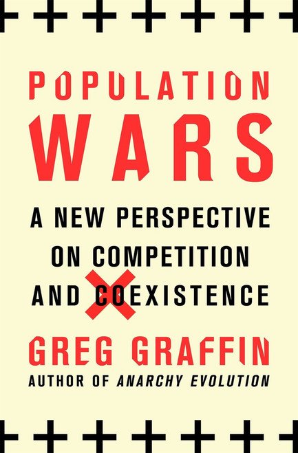 Population Wars Autographed by Greg Graffin