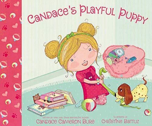 Candace's Playful Puppy