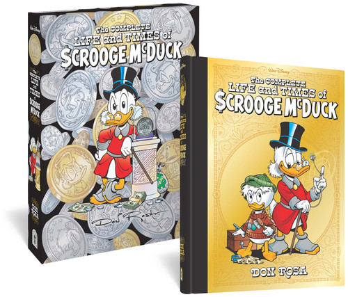 The Complete Life and Times of Scrooge McDuck: Deluxe Edition