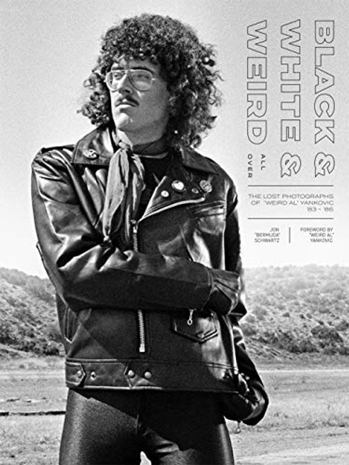 """Black & White & Weird All Over: The Lost Photographs of """"Weird Al"""" Yankovic '83 – '86"""
