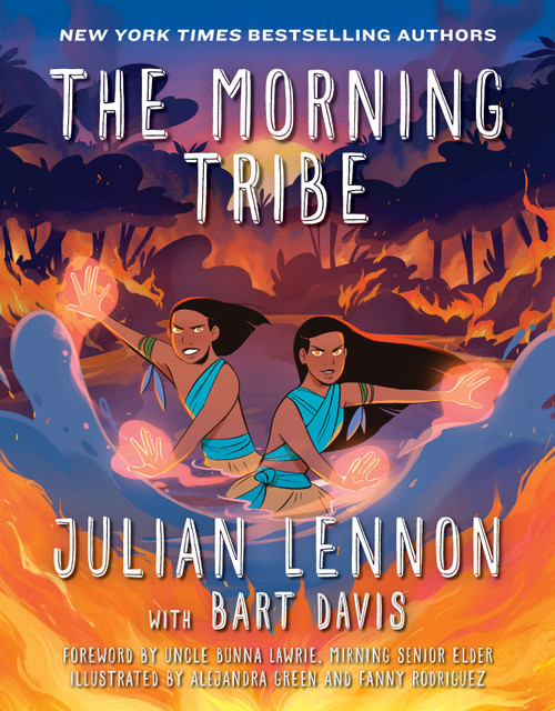 The Morning Tribe: A Graphic Novel