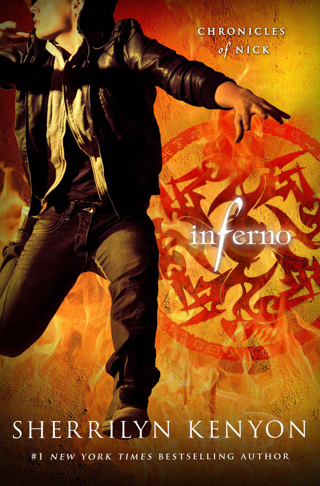 Inferno: Chronicles of Nick by Sherrilyn Kenyon