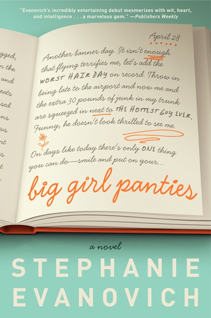 Big Girl Panties Autographed by Stephanie Evanovich