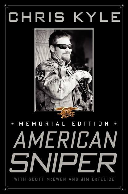 American Sniper: Memorial Edition Autographed by Tara Kyle