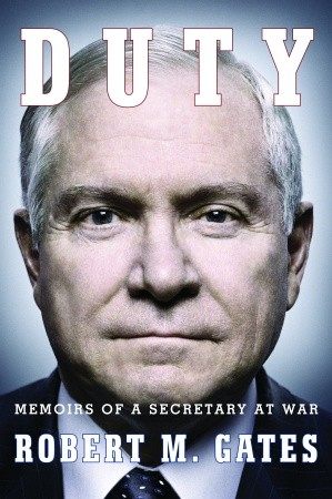 Duty Autographed by Robert M. Gates