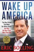 Wake Up America by Eric Bolling