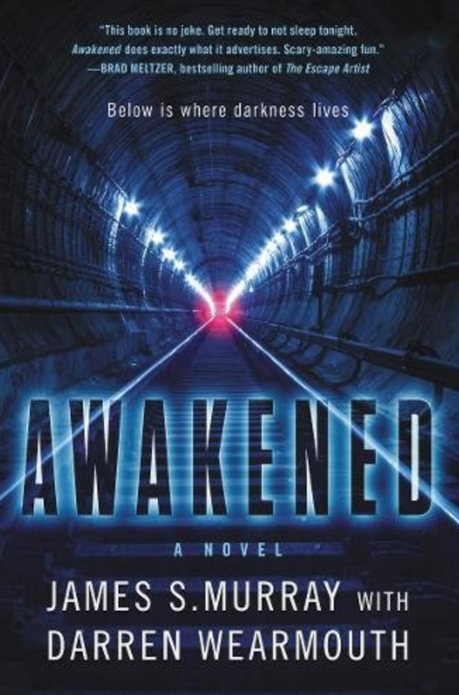 Awakened: A Novel by James Murray