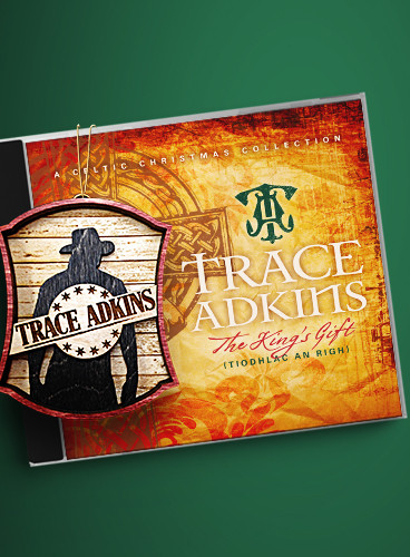 The King's Gift (Trace Adkins Holiday Bundle) by Trace Adkins